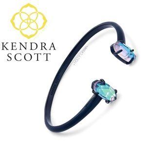 Kendra Scott Edie Cuff Bracelet Dichroic Glass